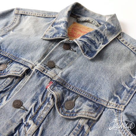リーバイス/LEVI'S デニムジャケット XSサイズ(J-001)