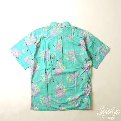 90年代 GO BAREFOOT アロハシャツ Mサイズ(A-258)
