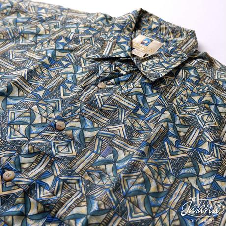 90年代 カハラ/KAHALA アロハシャツ Mサイズ(A-210)