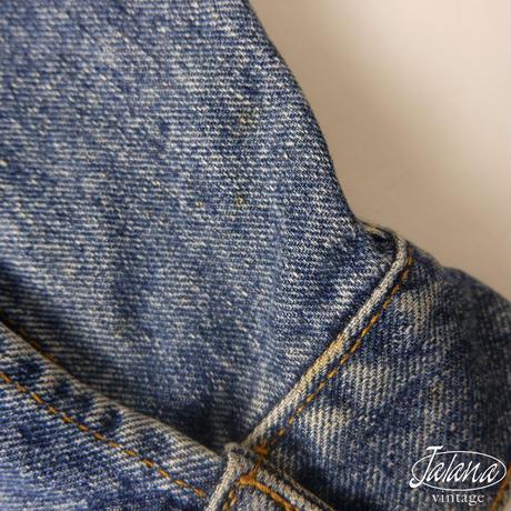 リーバイス/LEVI'S デニムジャケット Sサイズ(J-004)
