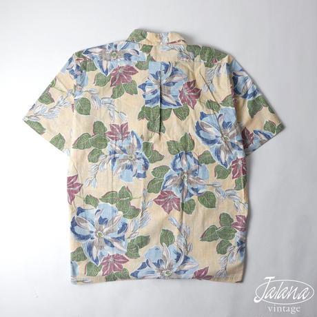 90年代 レインスプーナー/reyn spooner アロハシャツ Lサイズ(A-007)