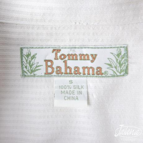 トミーバハマ/Tommy Bahama アロハシャツ Sサイズ(A-120)