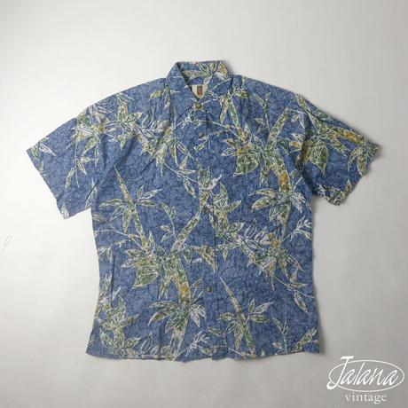 トリリチャード/Tori Richard アロハシャツSサイズ(A-089)