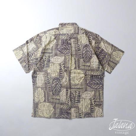 90年代 レインスプーナー/reyn spooner アロハシャツ Lサイズ(A-221)