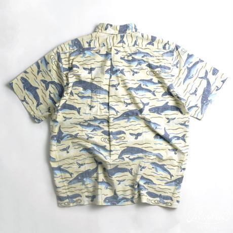 DIETRICH VAREZ COLLECTIOIN レインスプーナー/reyn spooner アロハシャツ Lサイズ(A-265)