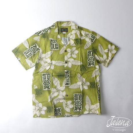 リザーブ /HAWAIIAN RESERVE COLLECTION アロハシャツ Sサイズ(A-110)