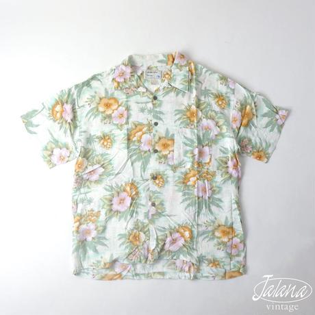 HAWAIIAN DREAM  アロハシャツ  Mサイズ(A-140)