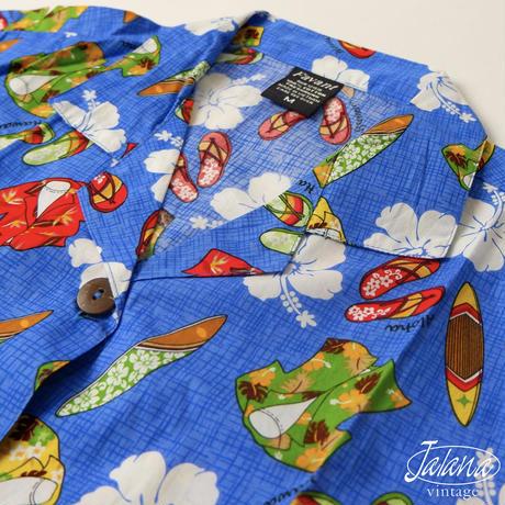 FAVANT アロハシャツ BOY'S Mサイズ(A-145)