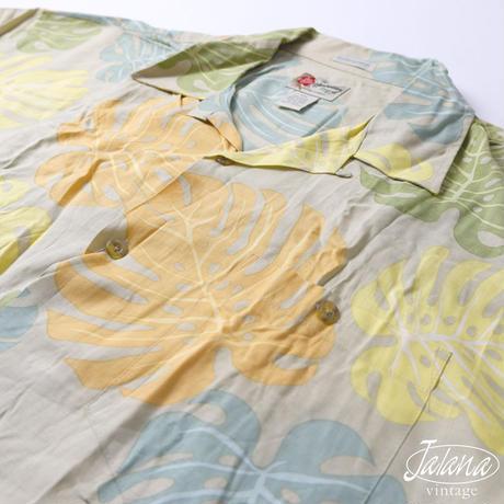 HILO HATTIE THE HAWAIIAN ORIGINAL アロハシャツ  XXLサイズ(A-168)