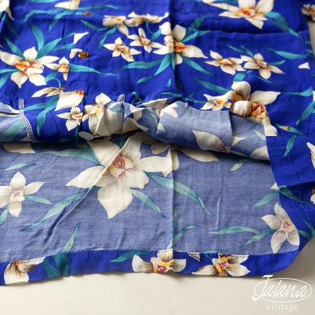 リザーブ /HAWAIIAN RESERVE COLLECTION アロハシャツ Mサイズ(A-195)