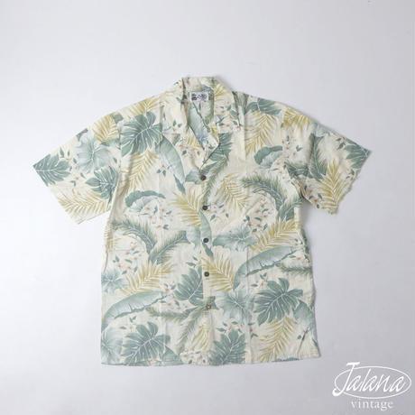 ALOHA REPUBLIC  アロハシャツ  Sサイズ(A-135)