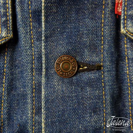 リーバイス/LEVI'S  3rdデニムジャケット サイズ38 (J-032)