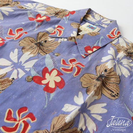 AVI COLLECTION BY KAHALA アロハシャツ  Mサイズ(A-154)
