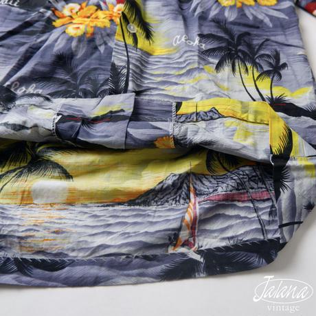 ROYAL CREATIONS  アロハシャツ  Mサイズ(A-214)