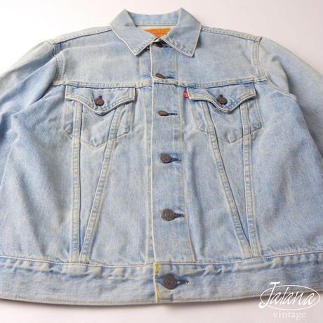 リーバイス/LEVI'S デニムジャケット 40サイズ(J-010)