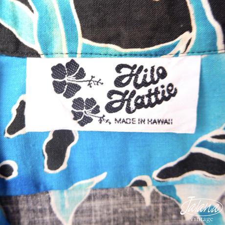 ヒロハッティー/Hilo Hattie アロハシャツ Lサイズ(A-157)