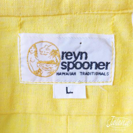 レインスプーナー/reyn spooner アロハシャツLサイズ(A-187)