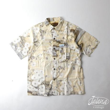 サーフライン /Surf Line アロハシャツ Lサイズ(A-112)