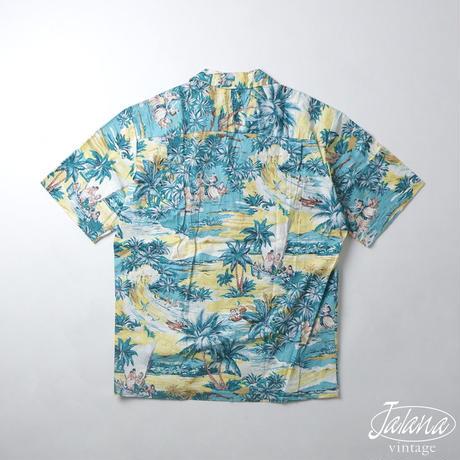 ROYAL CREATIONS  アロハシャツ  Mサイズ(A-213)
