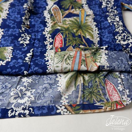 KY'S INTERNATIONAL FASHION アロハシャツ XLサイズ(A-144)