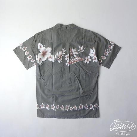 Palmwave  アロハシャツ  Sサイズ(A-139)