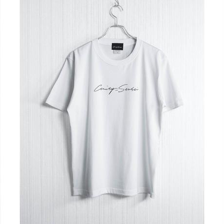 amity_sensei Tシャツ : ホワイト