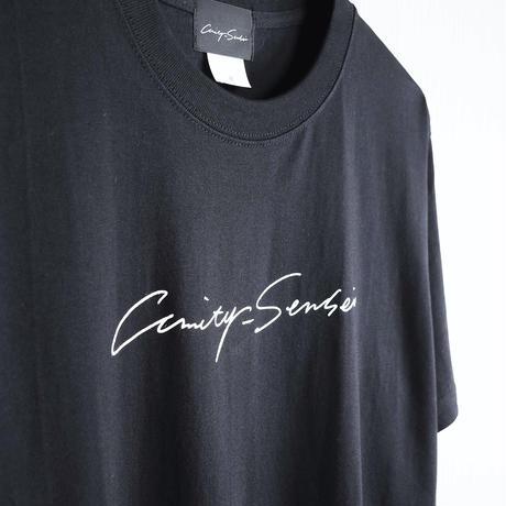 amity_sensei Tシャツ : ブラック