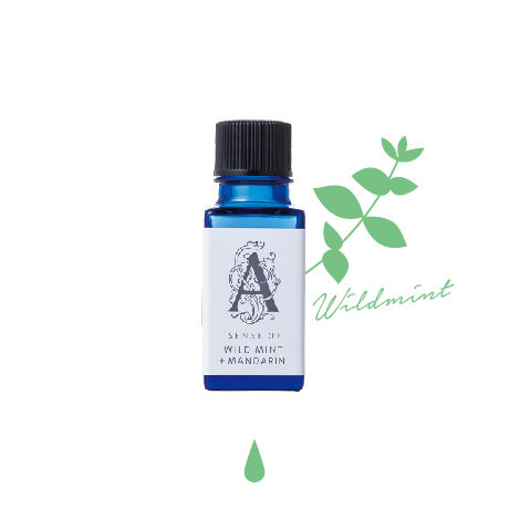 アロマホリック 水溶性アロマオイル /AROMA HOLIC▶︎ワイルドミント