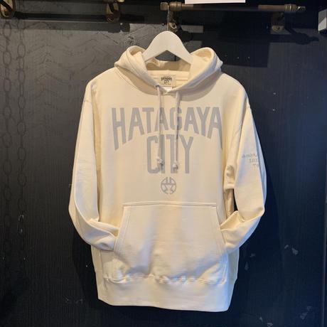 渋谷区コラボ hatagayacity プルパーカー