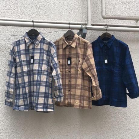 最終値下げ高級タータンチェックネルシャツ