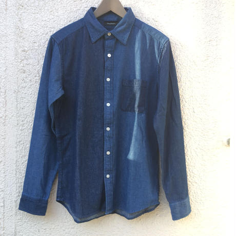 6.5ozデニムクレイジーシャツ