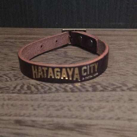 hatagayacity  leather breath
