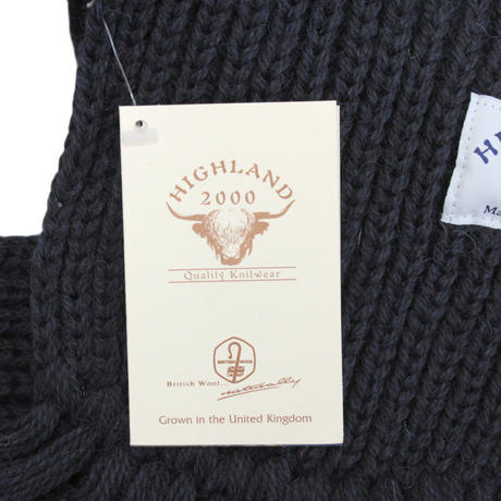 !!HIGHLAND 2000Scarf with Fringe3色展開■¥10584