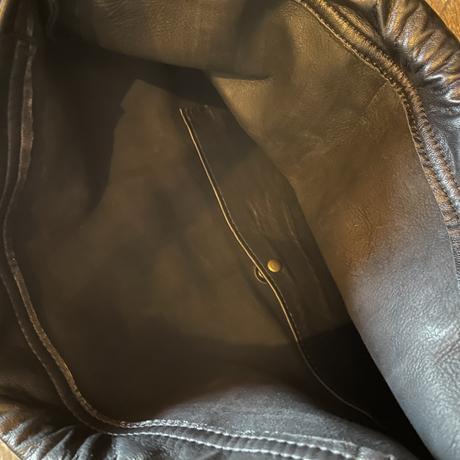 leather handmade Rucksack
