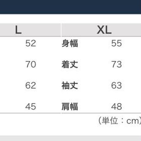 先行予約 hugo yoshikawa  AMC spray sweat BLACK