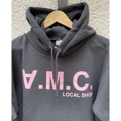 AMC LOCAL SHOP ヘヴィースエットパーカー 裏起毛 数量限定販売