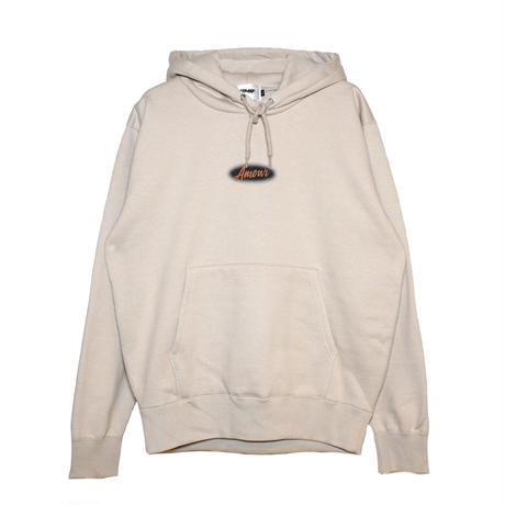 "AMOUR / PULLOVER HOODIE DOT ""XXX"""