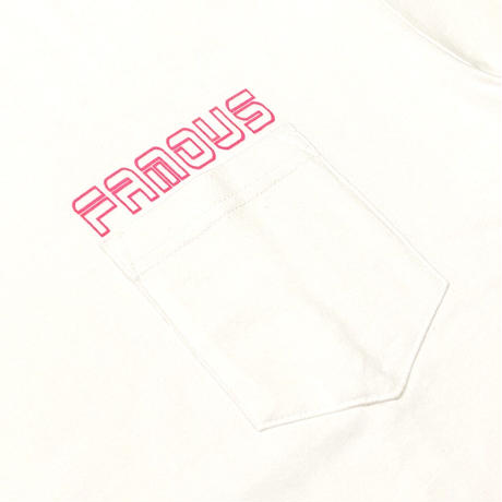 WORLD wide FAMOUS / PD PCK SS TEE