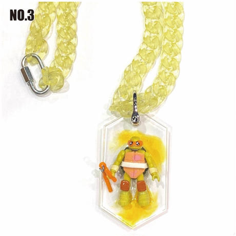 WILLIAM BROTHERS TOY NECKLACE
