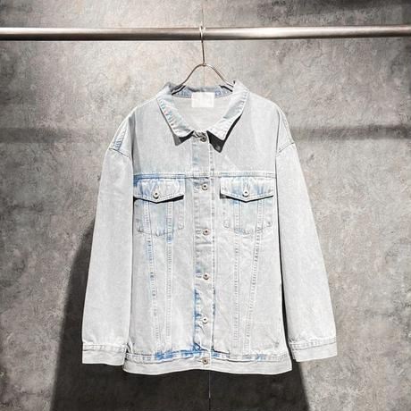 DENIM JACKET A×××R