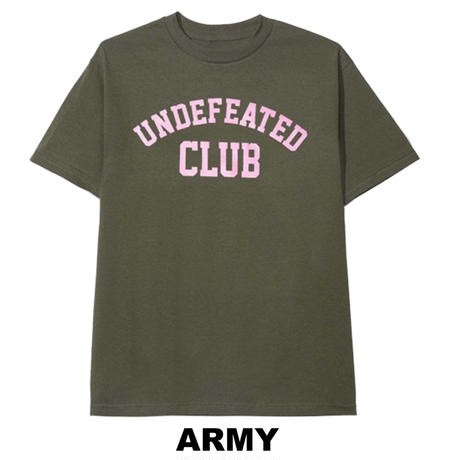ANTI SOCIAL SOCIAL CLUB / UNDERFEATED  CLUB TEE