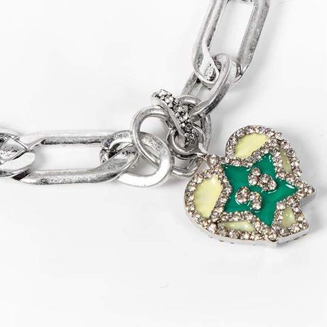 MAISON EMERALD / Valentine's Day Bracelet