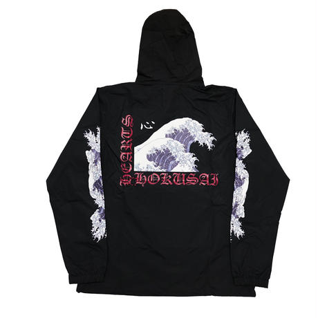 LONELY 論理 / HOKUSAI  PULLOVER JACKET