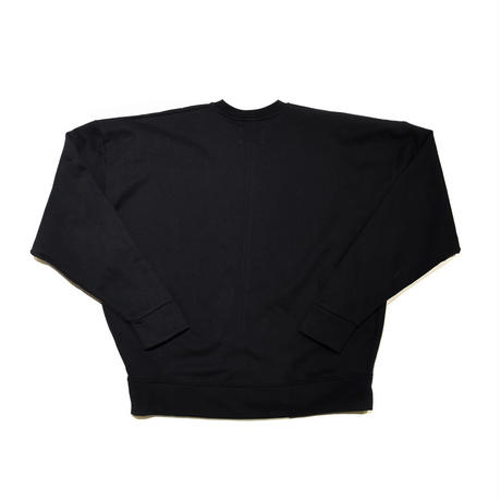 "OTHER UK / ""O"" PARA SWEATSHIRT / BLACK"
