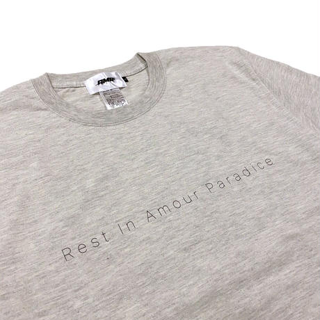 AMOUR / SS TEE R.I.A.P