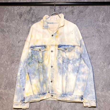 ORIGINAL REMAKE DENIM JACKET No.10