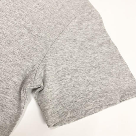 ESSENTIALS / BOXY T-SHIRT - GRAY -