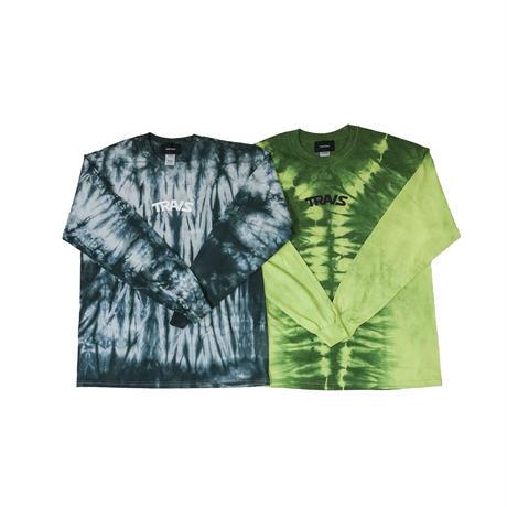 TRAVS / Tie Dye LS TEE