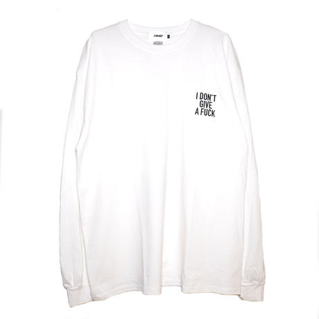 AMOUR / LS TEE I.D.G.A.F