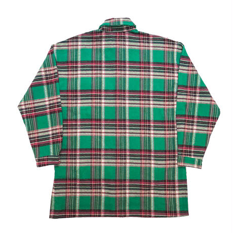 FLANNNEL BD CHECK SHIRT
